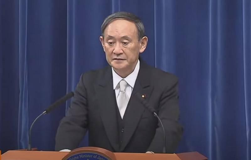 일본은 노던 테리토리 소유권 문제를 최종적으로 해결하겠다는 의사를 밝혔다.