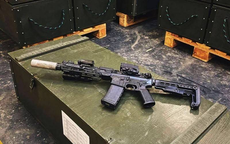 Ukraine began negotiations on the purchase of a batch of NATO assault rifles