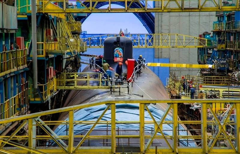 """Sevmash"" shortens the construction period of nuclear submarines"