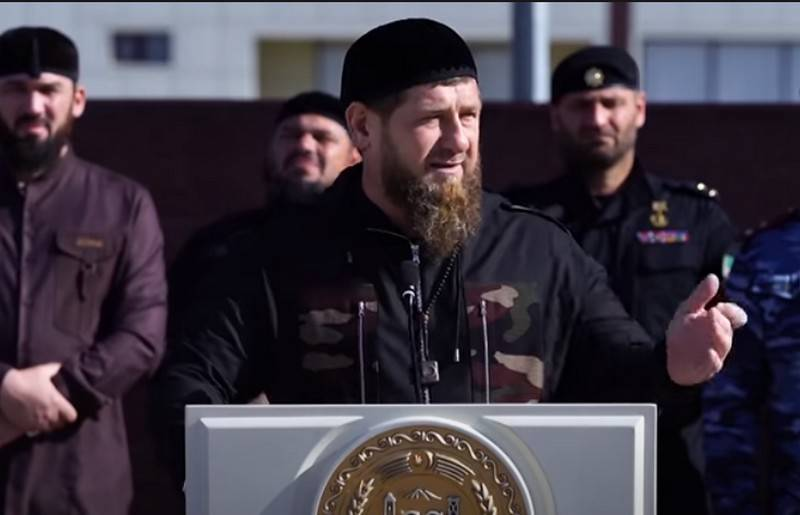 Kadyrov announced the final destruction of the bandit underground in Chechnya