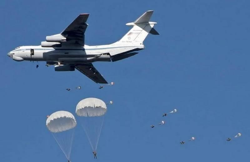 In Russia è stato creato un dispositivo di sicurezza per un paracadute di emergenza