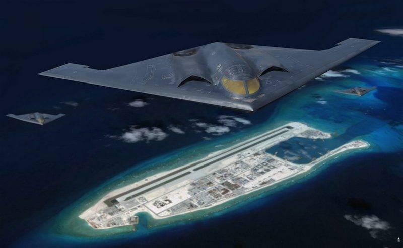 ВВС США перенесли сроки первого полёта нового американского стратега B-21 Raider