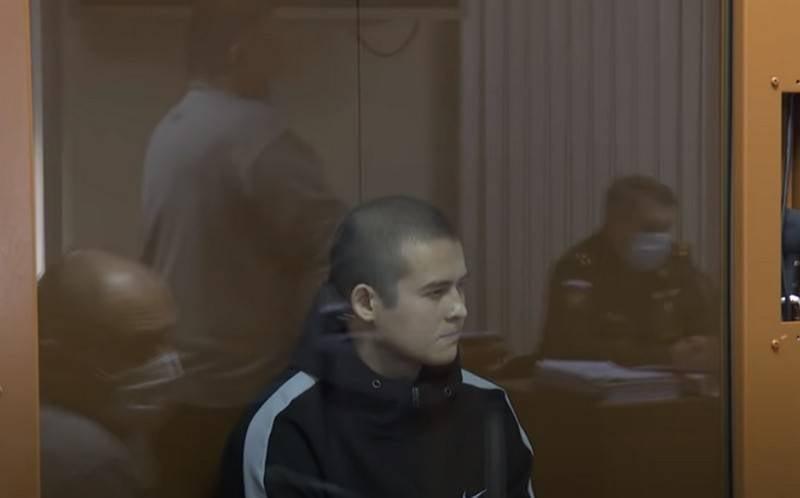 Un tribunal militaire a rendu un verdict dans l'affaire de Shamsutdinov, qui a tiré sur ses collègues