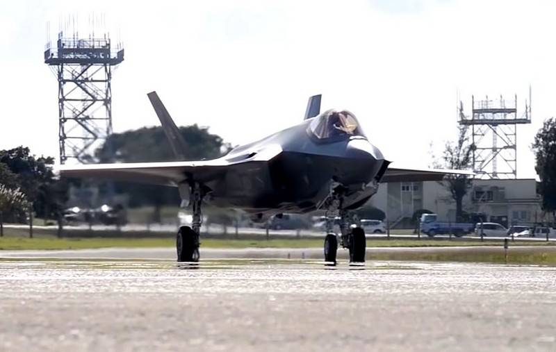 """""""An hour before Biden's oath"""": the United States and the UAE signed a contract for the supply of 50 F-35 fighters"""