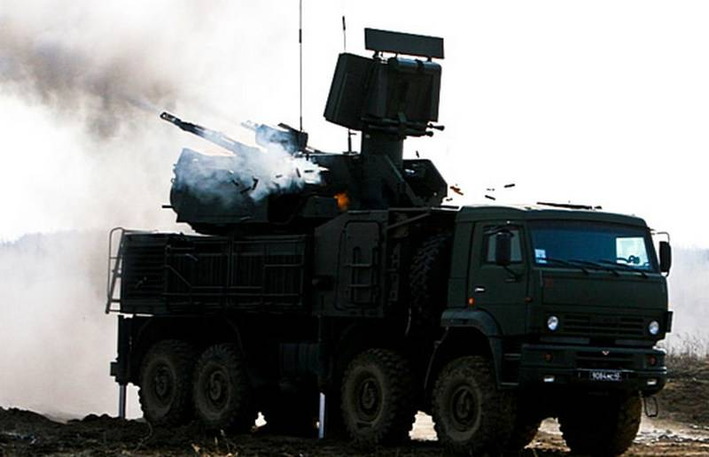 "Russian air defense missile systems ""Pantsir-S"" will go to Myanmar"