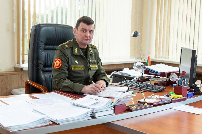 """The Ministry of Defense of Belarus told about further plans for participation in the agreement on """"Open Skies"""""""