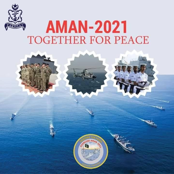 Exercices AMAN-2021. Invitation pakistanaise et impasse politique