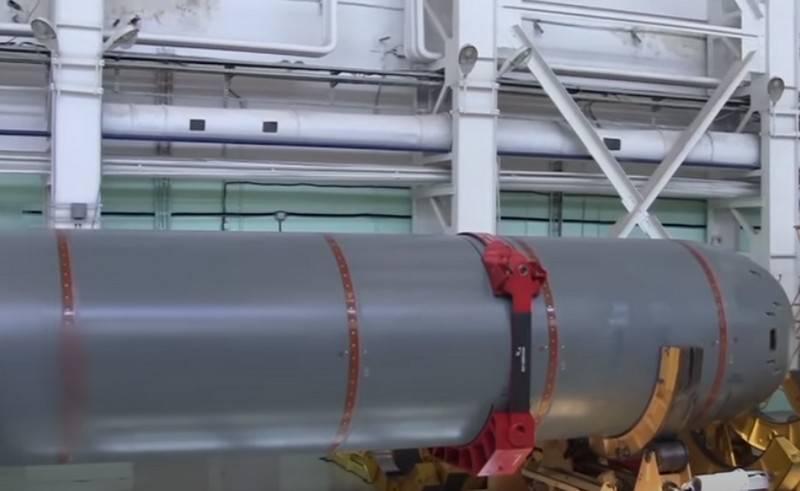 Пресса США: Российские «Посейдоны» - ответ на американскую противоракетную оборону