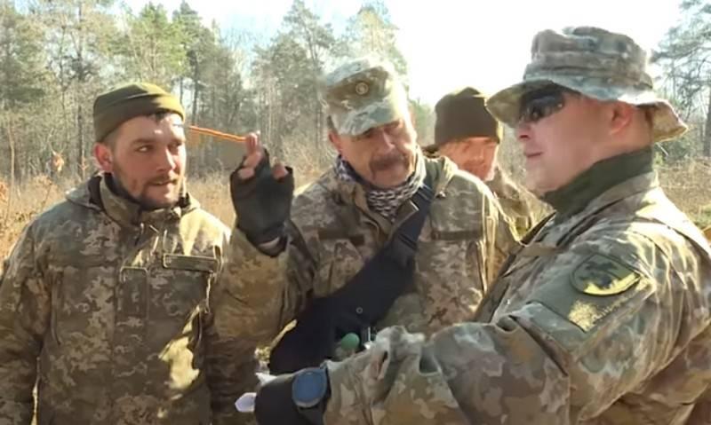 La Lituanie a envoyé un groupe d'instructeurs militaires en Ukraine