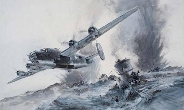 Подводная война у берегов Южной Африки. Часть 2