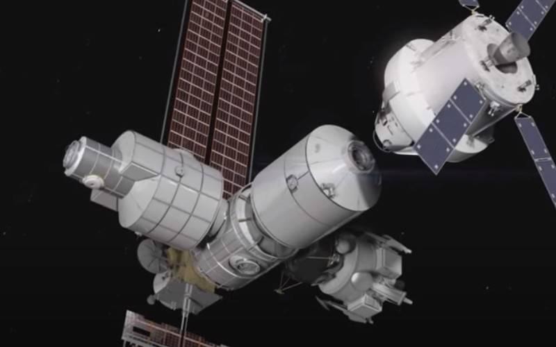 미국은 달 정거장 게이트웨이를 만드는 프로그램에서 러시아를 제외했습니다.