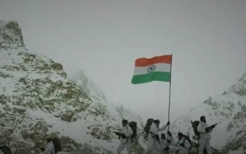 China and India discuss for the ninth time the withdrawal of troops from the line of control in East Ladakh