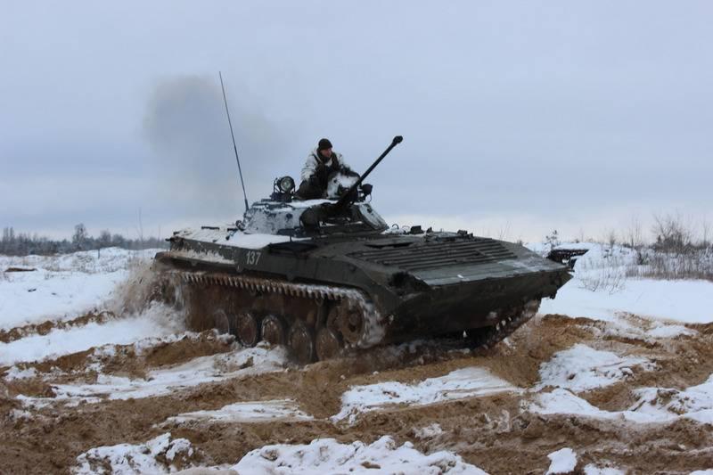 В Белоруссии началась внезапная комплексная проверка вооруженных сил