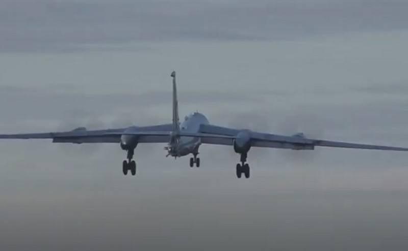 NORAD: A pair of Russian anti-submarine Tu-142 entered the air defense zone of Alaska