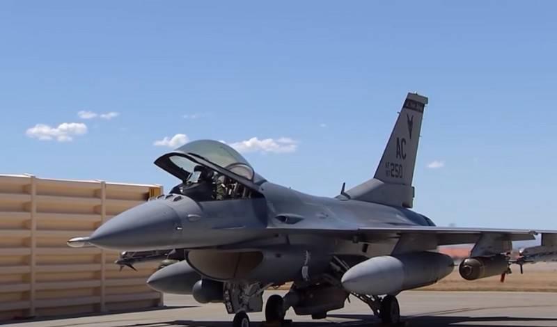 «Успеть встать в очередь»: На Украине предлагают закупить американские истребители F-16