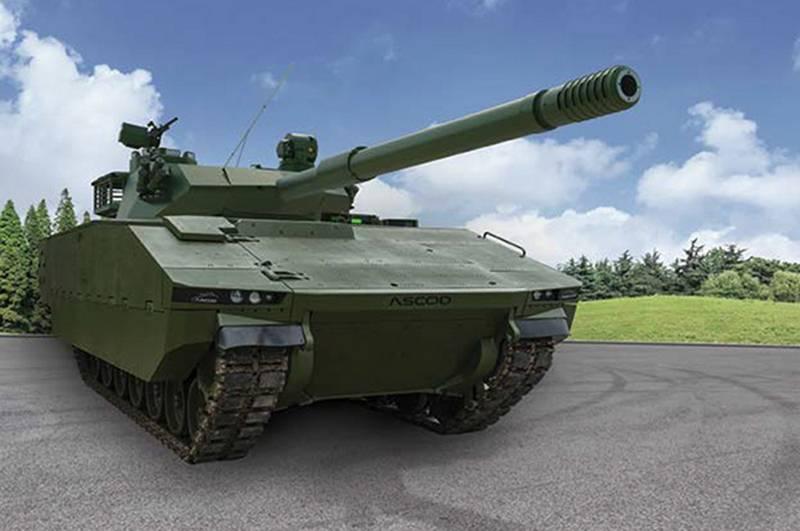 """""""Ateş gücü ve yüksek manevra kabiliyetinin birleşimi"""": İsrail, yeni bir hafif tank için ilk müşteriyi buldu"""