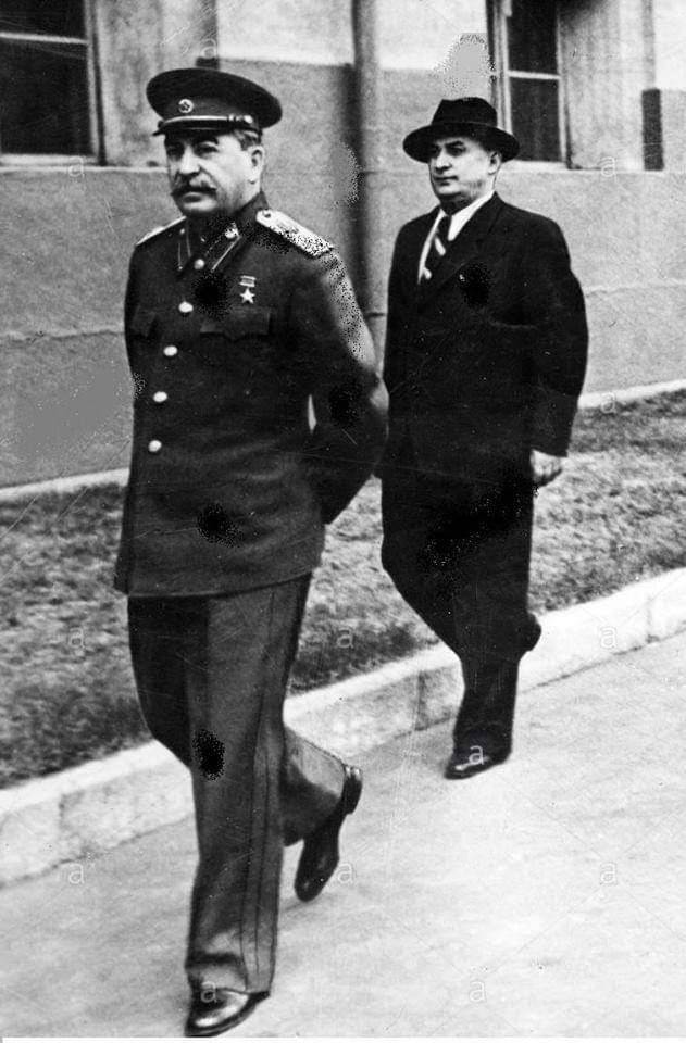 "Who killed Stalin? What is the connection between the murder of Stalin and the ""Mingrelian affair"" of 1951-1953?"