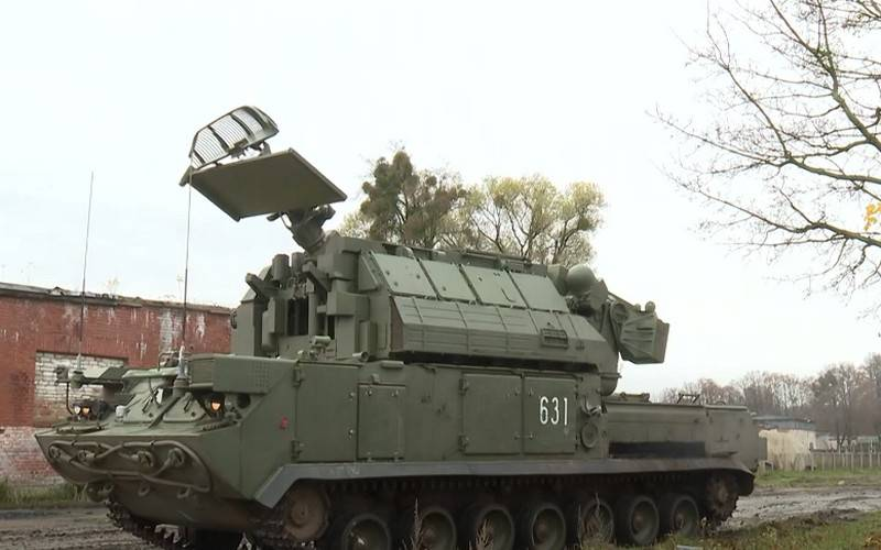 "Short-range air defense system ""Tor-M2"" will become an interspecific anti-aircraft complex"