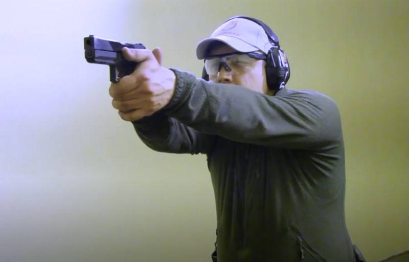 "Sports pistol ""Aspid"" is sent for approbation before testing"