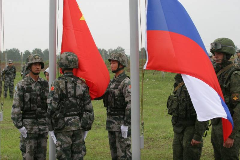 Ask to move: China is ready to oust Russia from the world arms market