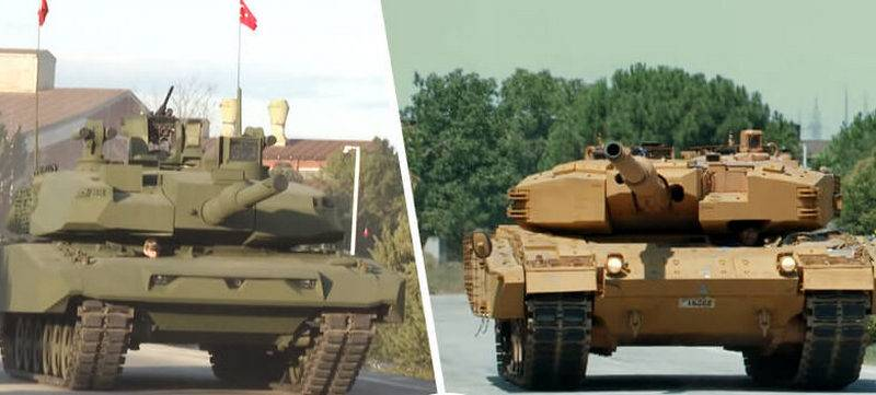 """""""Leopard 2A4 did not pass the test of a real battle"""": Turkey explained the replacement of the German tank turret"""
