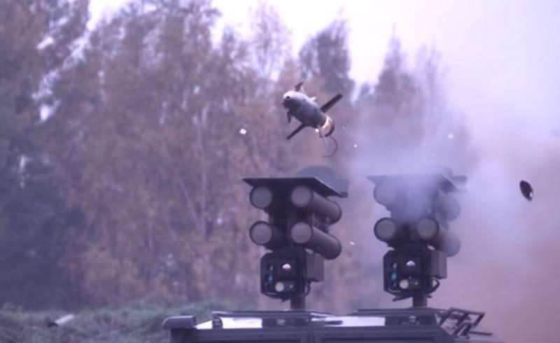 """Die Entwicklung von ATGM """"Kornet-D1"""" für die Luftstreitkräfte wird abgeschlossen"""