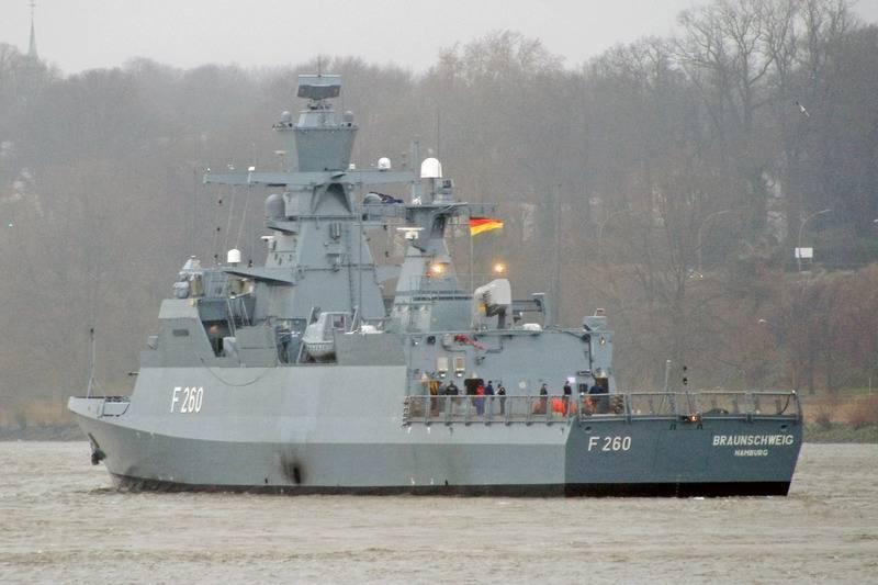 German Navy to test laser weapons demonstrator