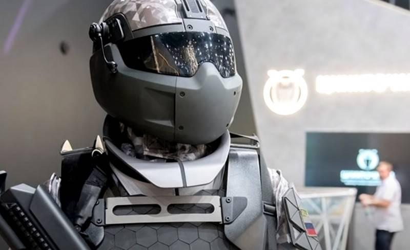 На смену «Сотнику»: В России начата работа по созданию военной экипировки 4-го поколения