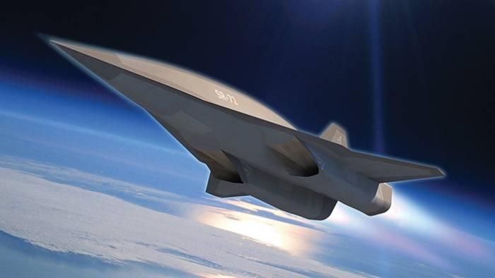 Каким будет гиперзвуковой самолет Lockheed Martin SR-72?