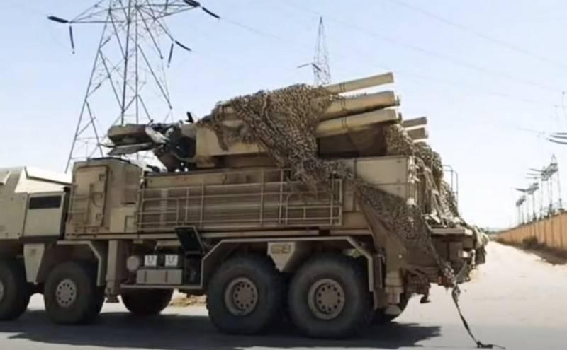 """Le """"Pantsir-C1"""" russe enlevé en Libye sera transporté aux États-Unis"""