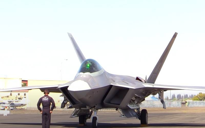 The USA has completed the modernization program for the world's first 5th generation fighter