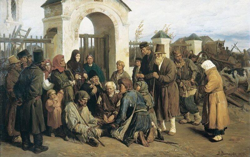 Proteção social na Rússia czarista: não é um problema fácil