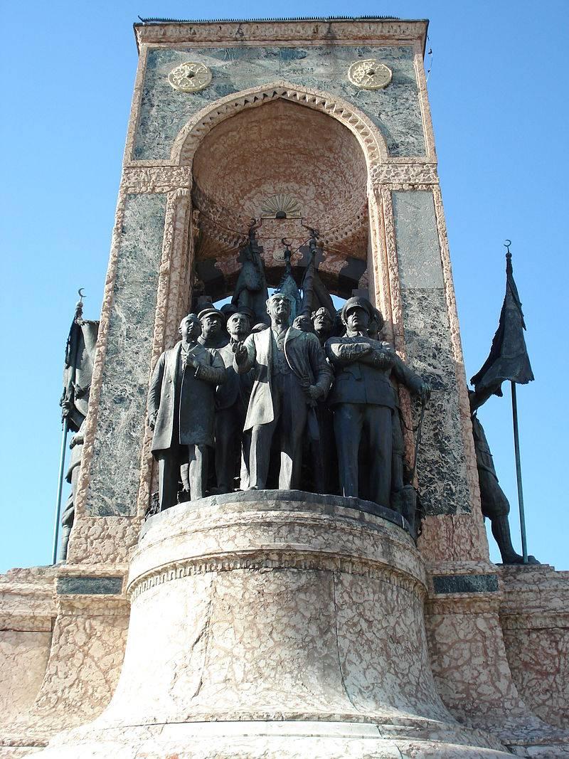 土耳其共和国的诞生