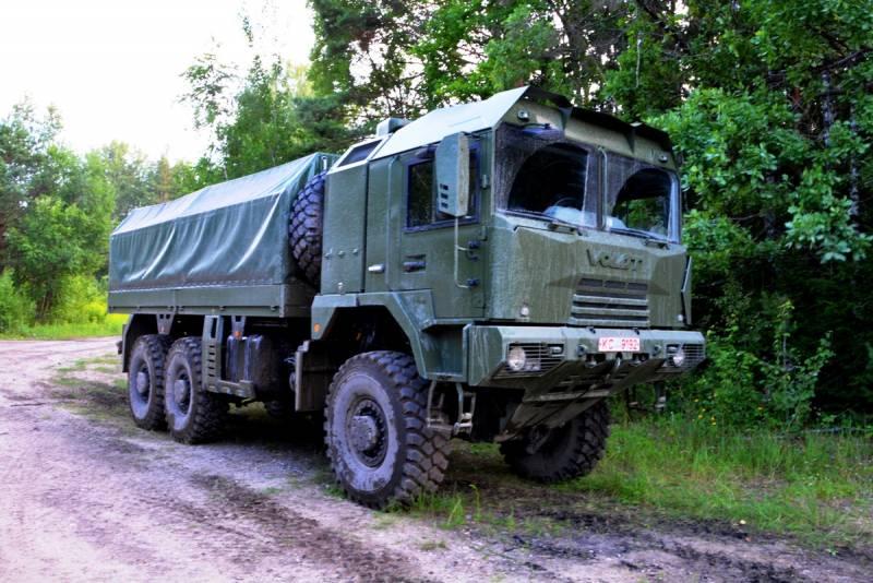 Потомки КамАЗ-4310: как отстать от Oshkosh и Volat