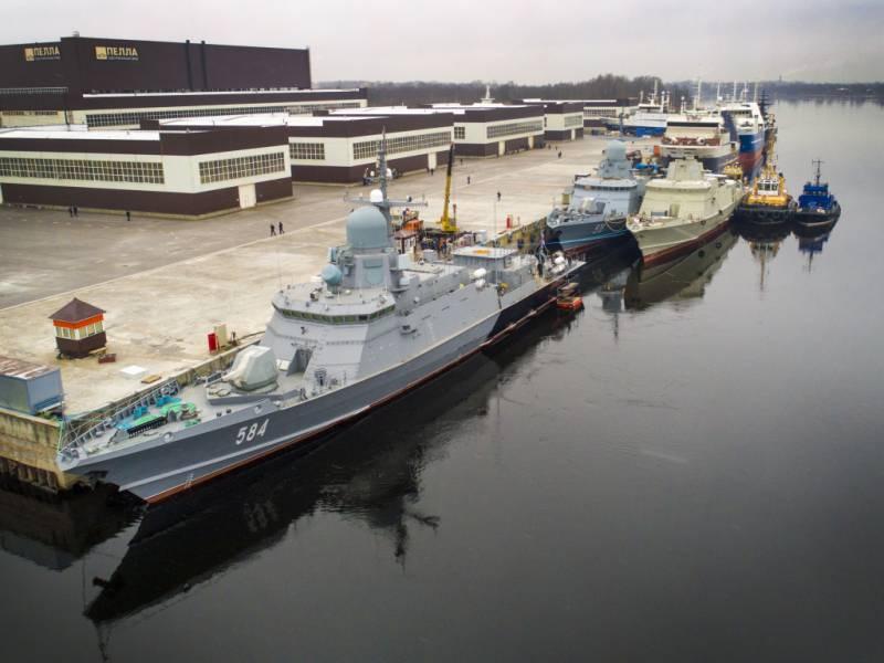 Основы кораблестроительной политики: принципы и их применение