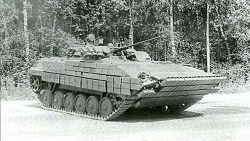 BMP-2 with DZ