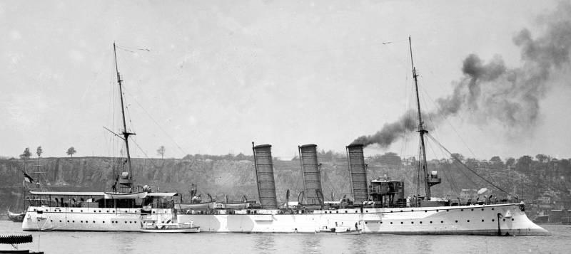 Боевые корабли. Крейсера. Полезнее многих воевавших