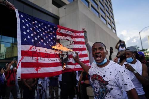 Pogrome in den USA 2020