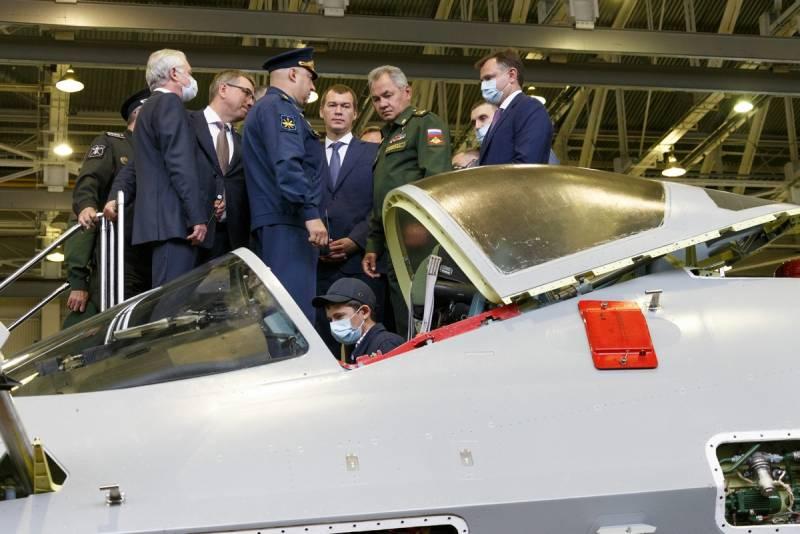 Планы по перевооружению ВКС в 2021 году