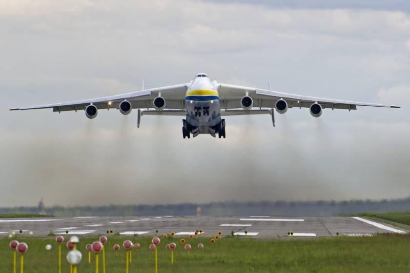 Состояние и перспективы авиационной промышленности Украины