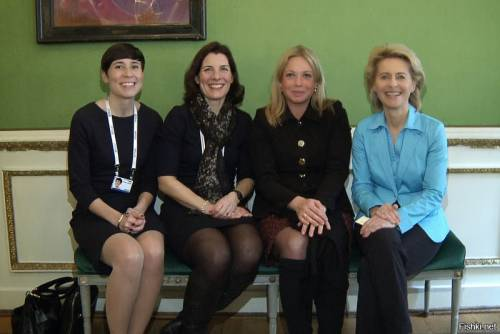 defense ministers norway sweden holland germany