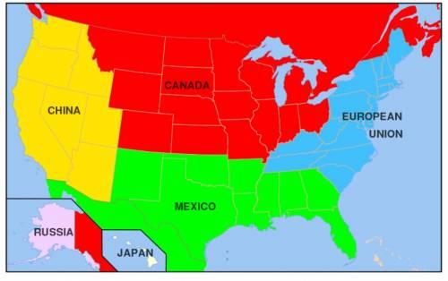 desintegração dos estados unidos