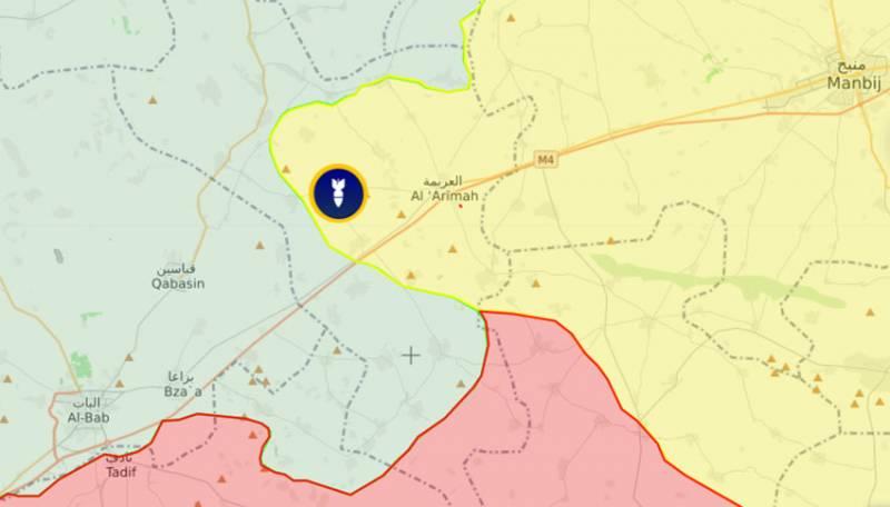 Турската армия обстрелва позиции на кюрдски формирования в Северна Сирия