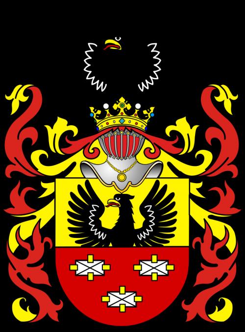 coat of arms F.E.Dzerdzhinsky