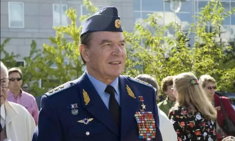 Герой Советского Союза, который спасал мир в Чернобыле. Генерал-полковник Николай Тимофеевич Антошкин
