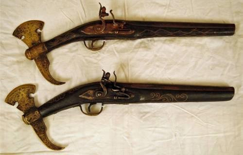 ax pistol
