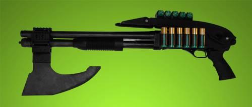 gun-ax