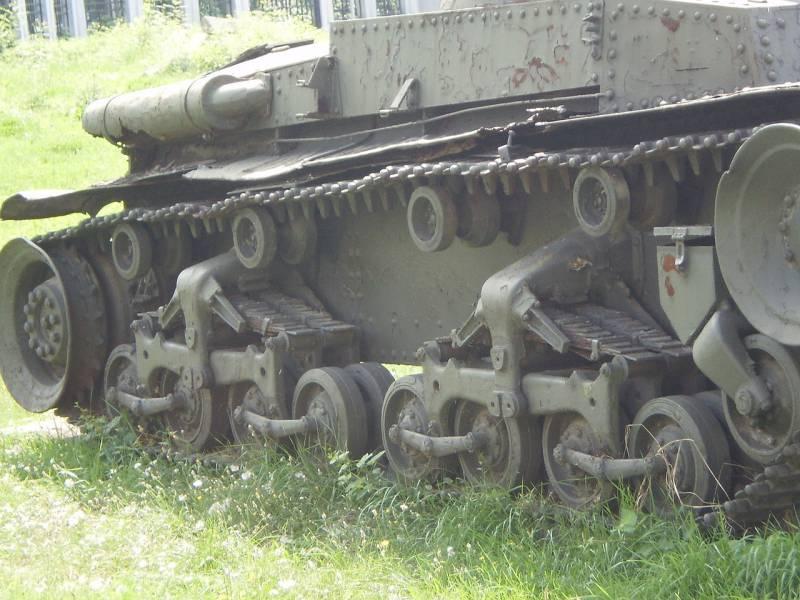 Чешский танк Вермахта на Восточном фронте