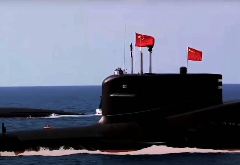 Ракета JL-3 для подлодок НОАК: новый аргумент Китая в противостоянии с США