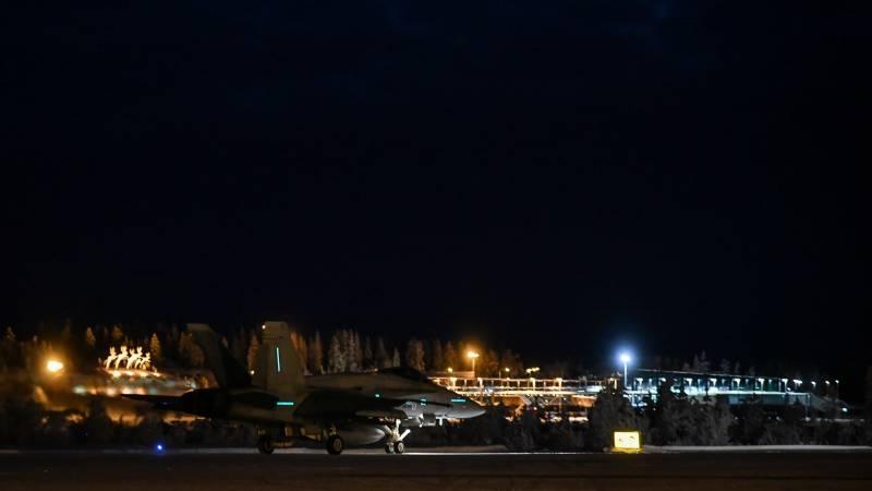 """""""Защита на нашата териториална цялост"""": финландските ВВС  в Арктика"""